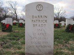 Darrin Patrick Brady