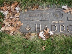 Harry Homer Haddon