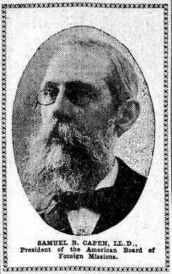 Samuel Billings Capen
