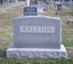 Henry Jones Harry Walston