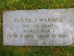 Floyd J Warner