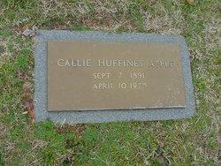 Callie <i>Huffines</i> Apple