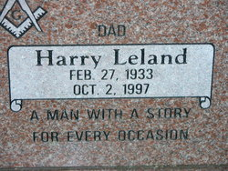 Harry Leland GRANDAD LEE Thomas