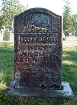 Alvah Bratt