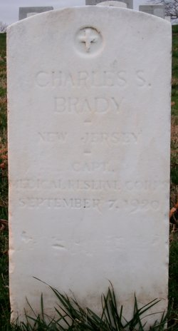 Capt Charles Stuart Brady