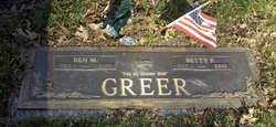 Betty F. Greer