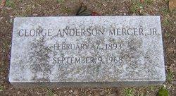 George Anderson Mercer