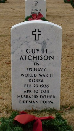Guy Homer Atchison