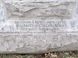 Elizabeth Blossom Bessie <i>Collins</i> Boyd