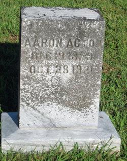 Aaron Acton