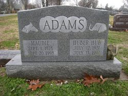 Maudie <i>Moore</i> Adams