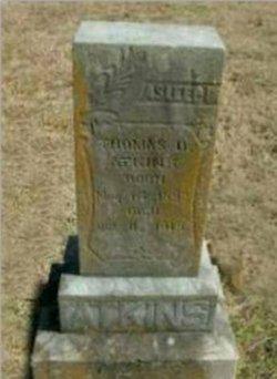 Thomas David Atkins