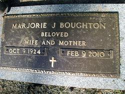 Marjorie Jeannette <i>Carlson</i> Boughton
