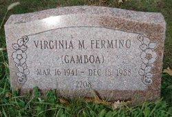 Virginia M. <i>Gamboa</i> Fermino