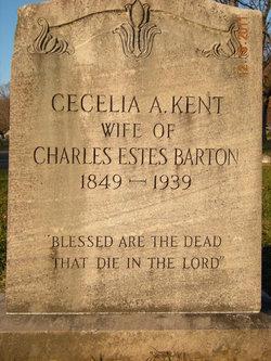 Cecelia A. <i>Kent</i> Barton