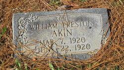 William Preston Akin