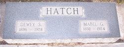 Dewey S. Hatch