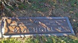 Lois A <i>Phillips</i> Achgill