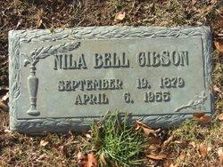 Nila Bell <i>Steed</i> Gibson