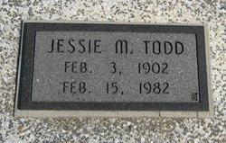 Jessie M. Todd