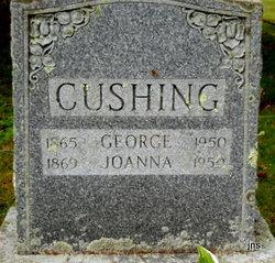 Joanna A Josie <i>Kelleher</i> Cushing