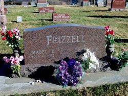 Mabel Evelyn <i>Mason</i> Frizzell