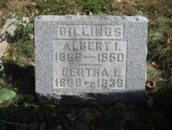 Albert Irwin Billings