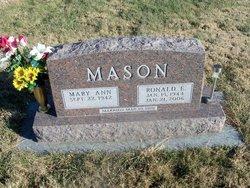 Ronald E Mason