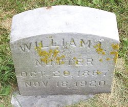 William B Nutter