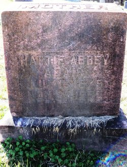 Hattie <i>Abbey</i> Adair