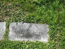 Mary A. Allan