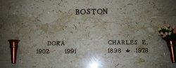 Charles Emerson Boston