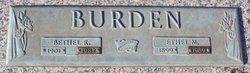 Ethel M. <i>Ford</i> Burden