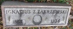 Ignatius Z Zakrzewski