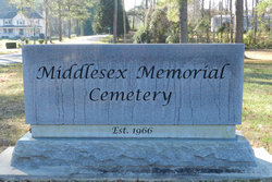 Middlesex Memorial Cemetery
