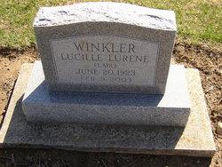 Lucille <i>Lair</i> Winkler