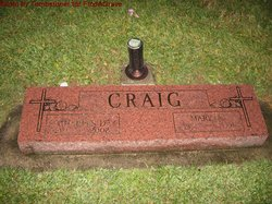 Mary A. <i>Curless</i> Craig