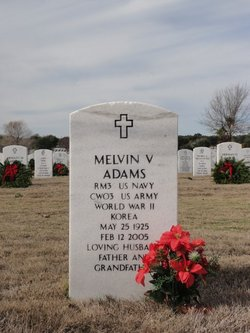 Melvin V Adams