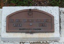 Ethel Irene <i>Cheers</i> Caison