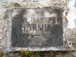 Eva Jeanette Harms