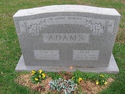 Susie Elizabeth <i>Patterson</i> Adams