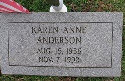Karen Anne Anderson
