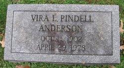 Elvira Laura Vira <i>Pindell</i> Anderson