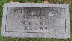 William Ellerman Anderson