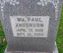 William Paul Anderson