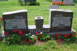Carol Lee <i>Wygant</i> Hibbard
