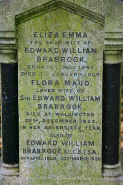 Eliza Emma <i>Withers</i> Brabrook