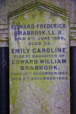 Edward Frederick Brabrook