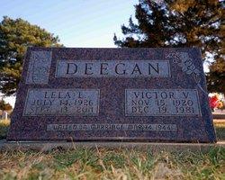 Victor Vernon Vic Deegan