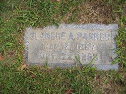Blanche Adele Parker